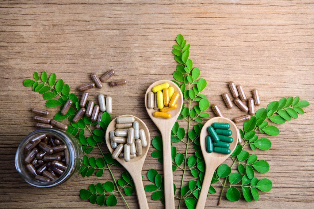 Niezbędne suplementy dla uzupełnienia diety roślinnej.